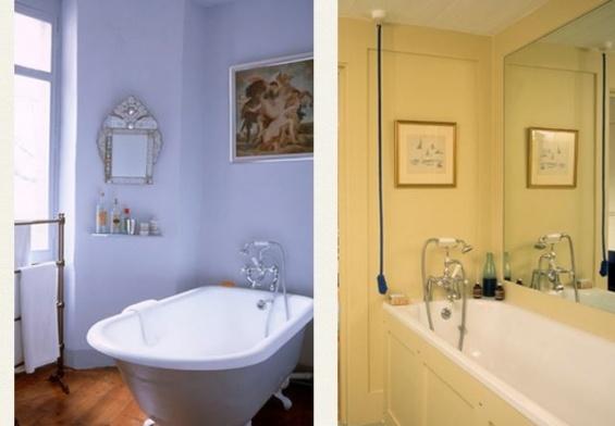 Choose a Bathroom Paint Color
