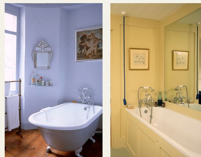 Choose a Bathroom Paint Color