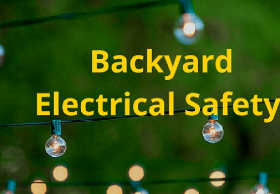 Electrical Safety Tips for Summer