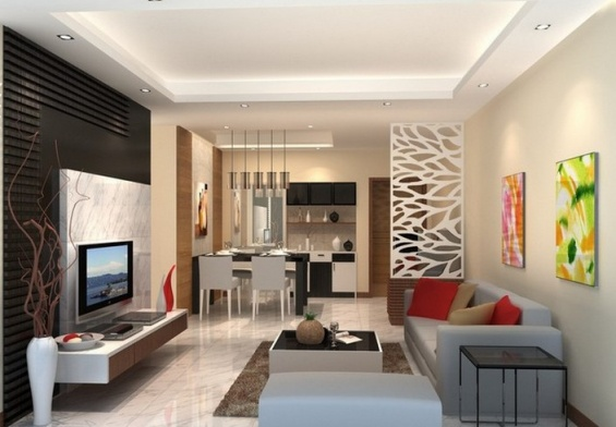 Modern Living Room Design Trends